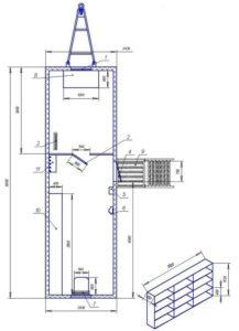 Инструментальная мастерская (вар.2)