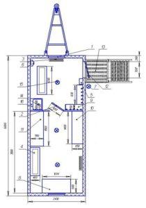 Инструментальная мастерская (вар.3)